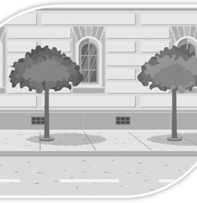 pedestrian front